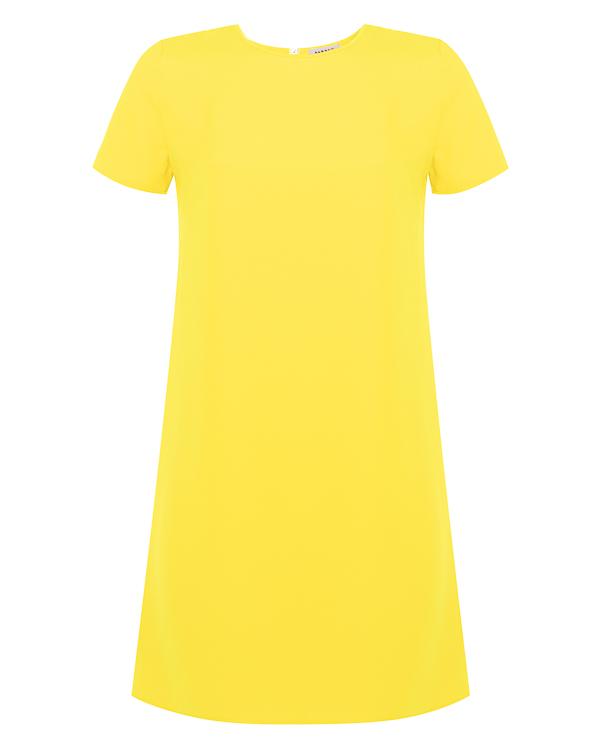 платье мини из крепа артикул PANTERY730202X марки P.A.R.O.S.H. купить за 18800 руб.