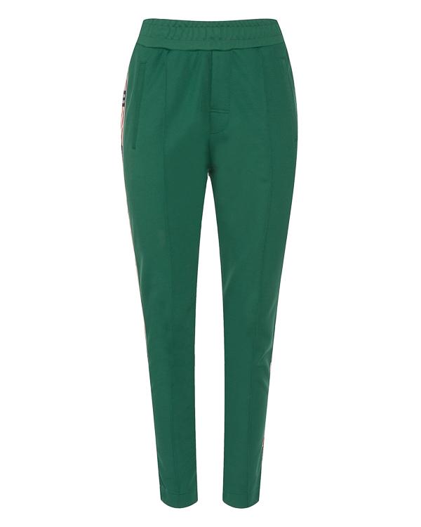 брюки зауженного силуэта с лампасами  артикул PF181120 марки Zoe Karssen купить за 14700 руб.