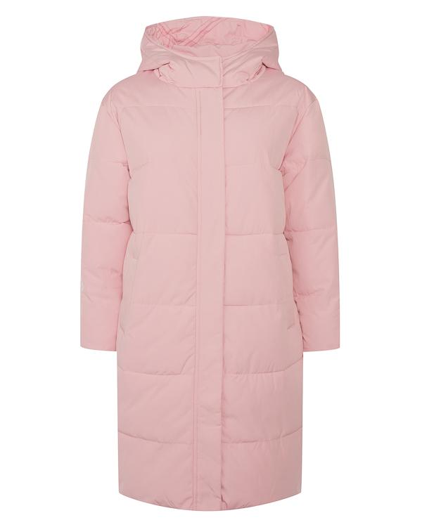 пальто объемного силуэта  артикул PF181402 марки Zoe Karssen купить за 29300 руб.
