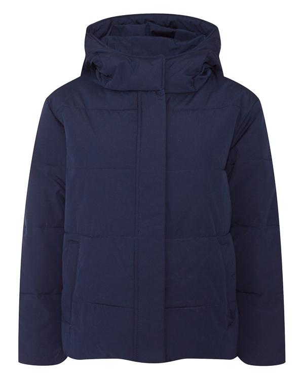 куртка объемного силуэта с вышивкой  артикул PF181403 марки Zoe Karssen купить за 25100 руб.