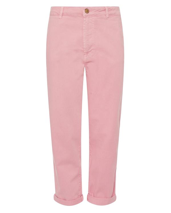 джинсы из хлопка с высокой посадкой на талии  артикул PIN2 марки Essentiel купить за 11800 руб.