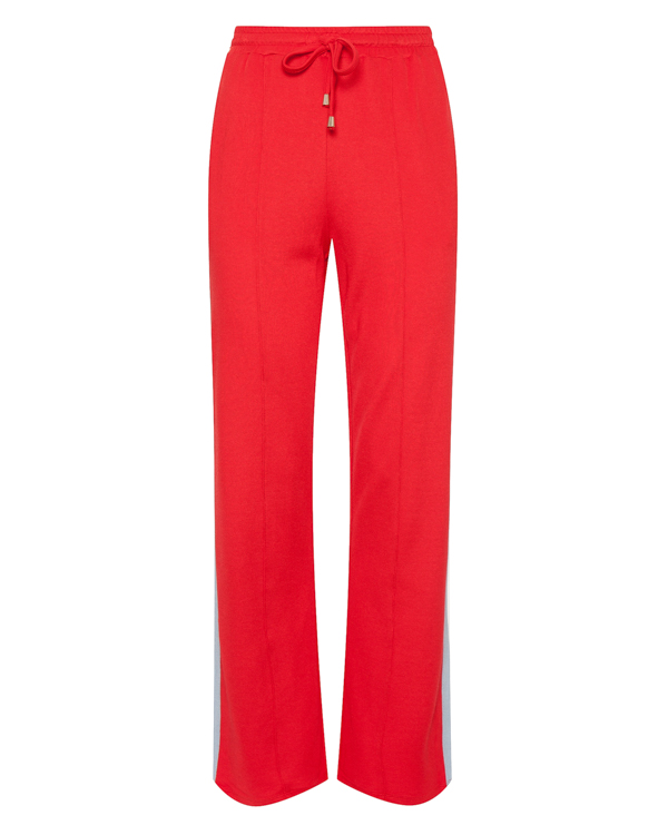 брюки прямого силуэта из вискозы артикул PINERVA марки Essentiel купить за 12800 руб.