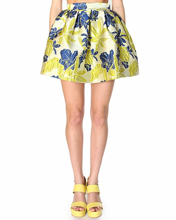 женская юбка P.A.R.O.S.H., сезон: лето 2015. Купить за 11900 руб. | Фото $i