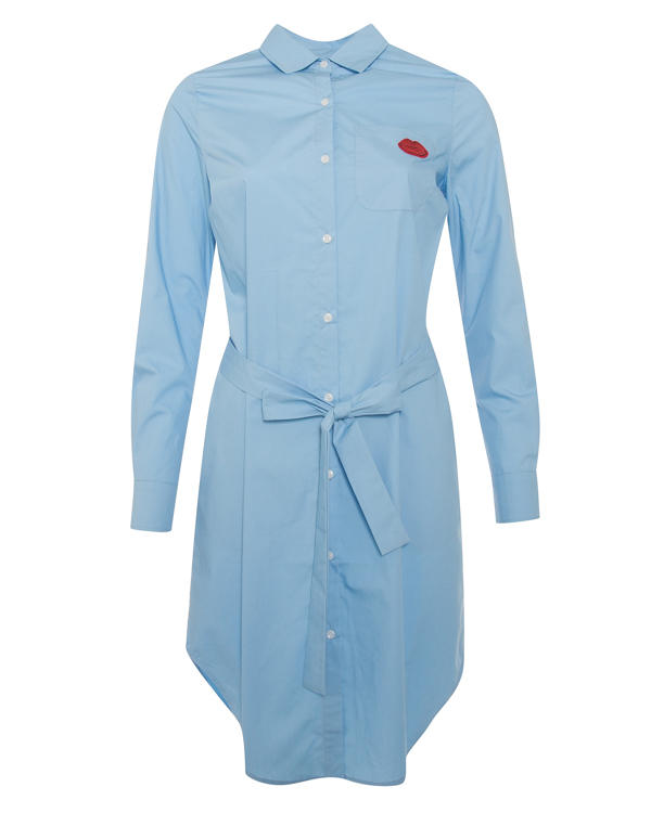 Essentiel Antwerp рубашечного кроя из хлопка в тонкую полоску  артикул PINOKKIO марки Essentiel купить за 12800 руб.