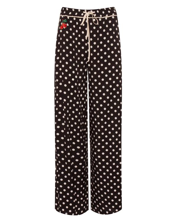 Essentiel Antwerp в пижамном стиле из вискозы артикул PINQUIN марки Essentiel купить за 10700 руб.