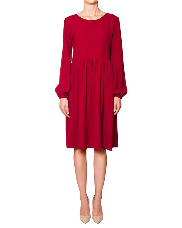 платье свободного кроя из мягкого трикотажа артикул PIRATA720240 марки P.A.R.O.S.H. купить за 9700 руб.