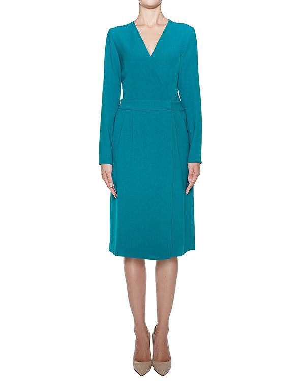 платье с глубоким вырезом артикул PIRATAX721003 марки P.A.R.O.S.H. купить за 11500 руб.