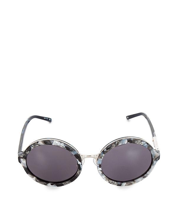 очки из японского полированного ацетата артикул PL11C31SUN марки Linda Farrow купить за 20900 руб.