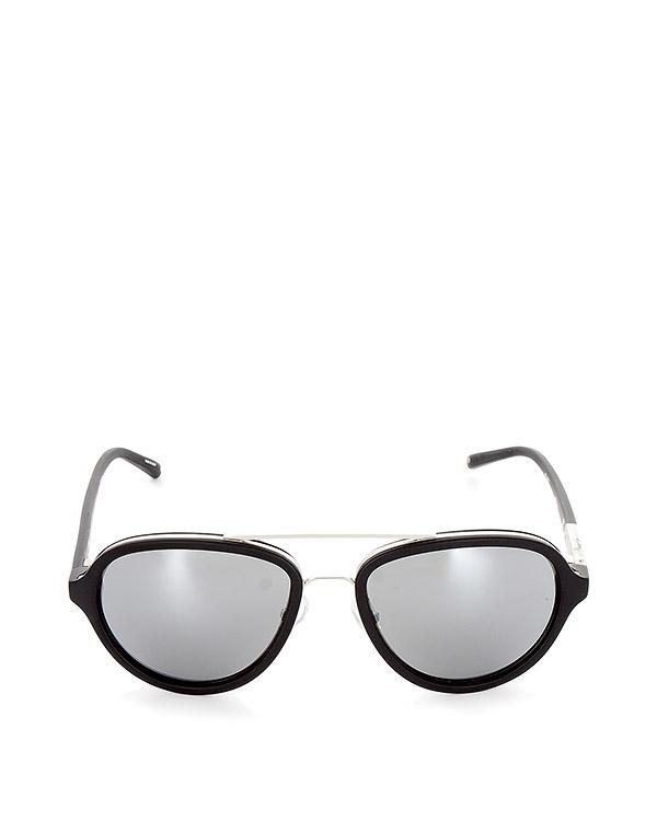 очки из японского полированного ацетата и нержавеющей стали артикул PL16C19SUN марки Linda Farrow купить за 20900 руб.