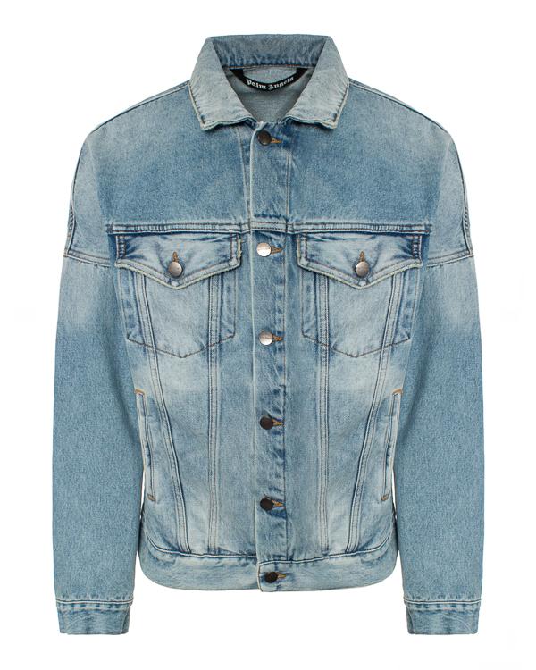 Palm Angels -джинсовка в винтажном стиле  артикул  марки Palm Angels купить за 62400 руб.