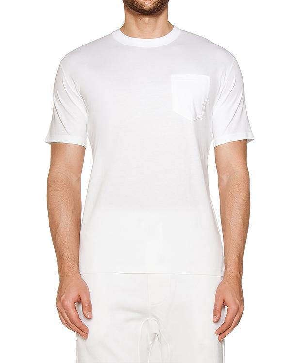 футболка  артикул POCKETTEE марки AECAWHITE купить за 3600 руб.