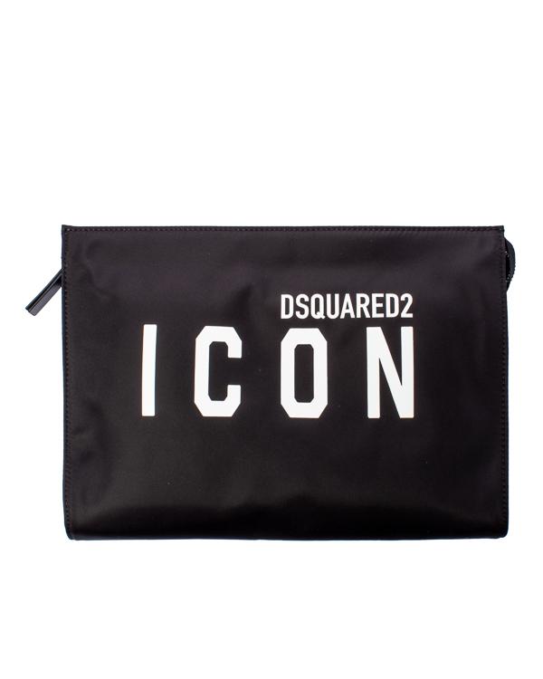 DSQUARED2 из нейлона с логотипом  артикул  марки DSQUARED2 купить за 12500 руб.