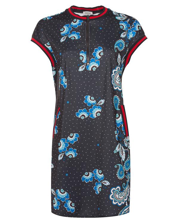 платье  артикул POULARD722073S марки P.A.R.O.S.H. купить за 24200 руб.
