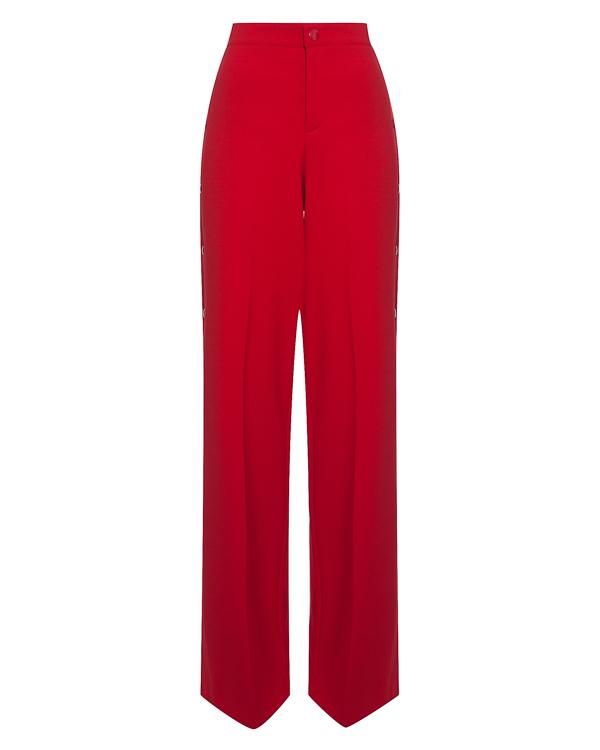 брюки с высокой посадкой на талии артикул PR3RB120 марки Valentino Red купить за 35500 руб.