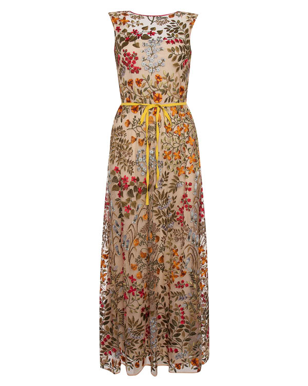 платье  артикул PR3VA08A марки Valentino Red купить за 83700 руб.