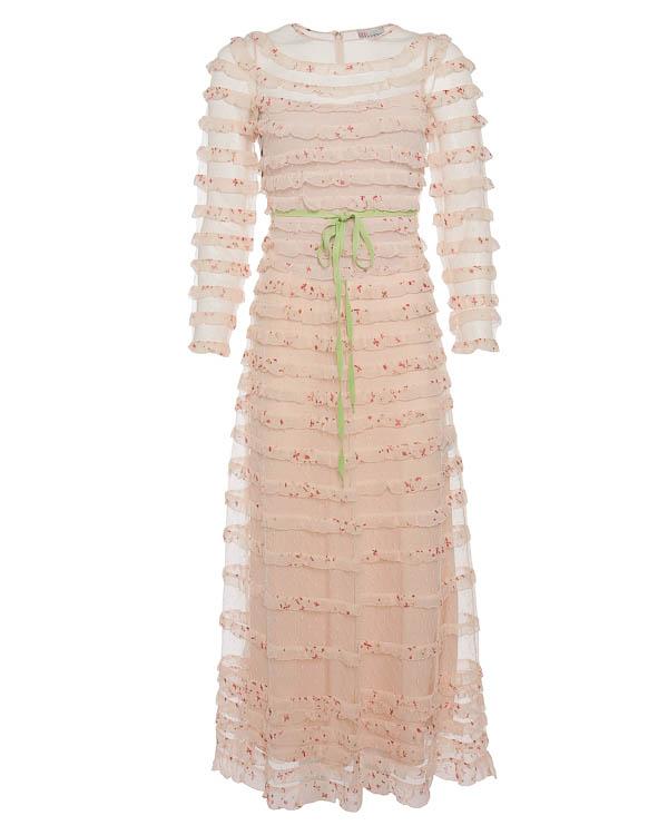 платье  артикул PR3VA08H марки Valentino Red купить за 67300 руб.