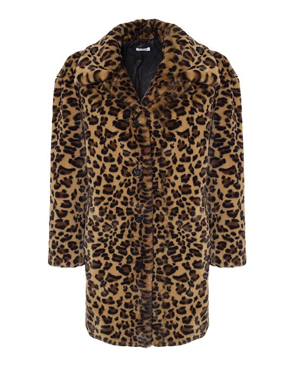P.A.R.O.S.H. из леопардового экомеха  артикул  марки P.A.R.O.S.H. купить за 52500 руб.