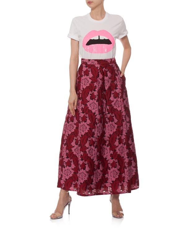 женская юбка P.A.R.O.S.H., сезон: зима 2015/16. Купить за 19200 руб. | Фото $i