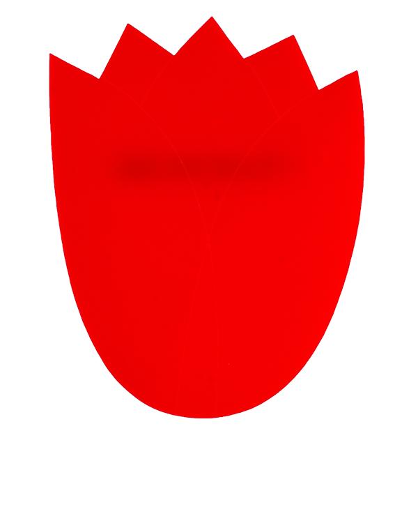 PAROLE by Victoria Andreyanova тюльпан из пластика артикул  марки PAROLE by Victoria Andreyanova купить за 1400 руб.