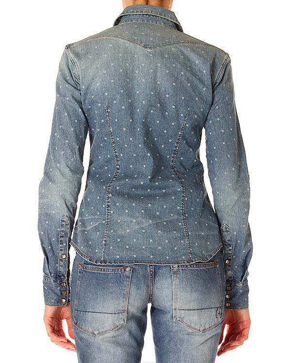 женская рубашка (+)People, сезон: лето 2014. Купить за 7100 руб. | Фото $i