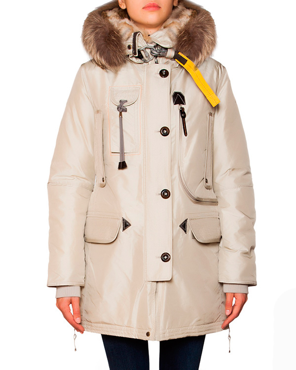 женская пуховик Parajumpers, сезон: зима 2015/16. Купить за 70000 руб. | Фото $i