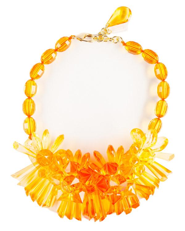 аксессуары ожерелье P.A.R.O.S.H., сезон: лето 2014. Купить за 700 руб. | Фото 0