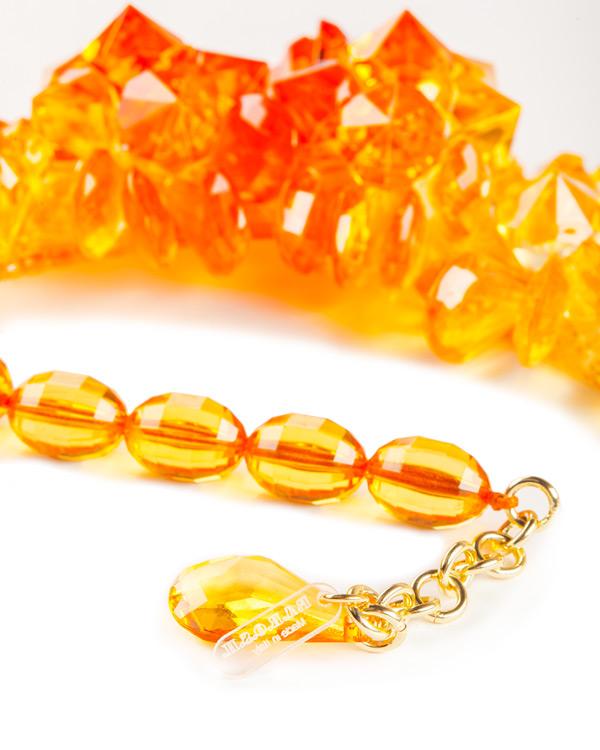 аксессуары ожерелье P.A.R.O.S.H., сезон: лето 2014. Купить за 700 руб. | Фото 2