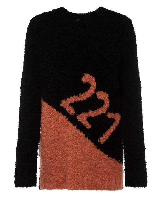 свитер из вязаного букле артикул R044B941 марки 5Preview купить за 10500 руб.