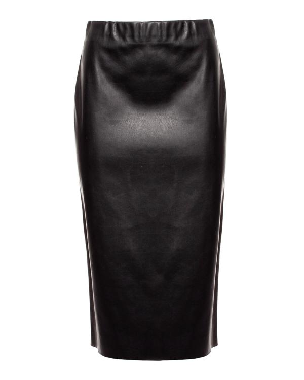 MaxMara миди из экокожи  артикул  марки MaxMara купить за 14100 руб.