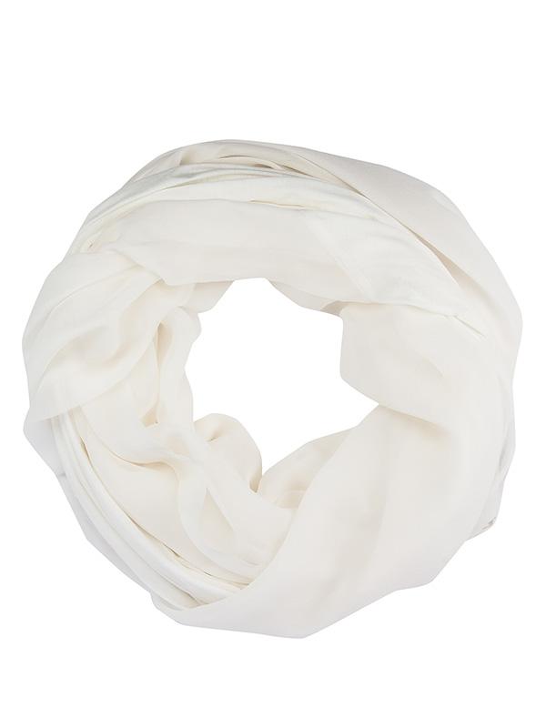 шарф из мягкого хлопка и шелка артикул RDSC376/13 марки ROQUE ILARIA NISTRI купить за 7500 руб.