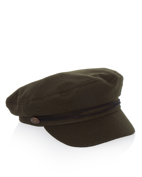 кепка в стиле милитари  артикул REPETE марки Essentiel купить за 2900 руб.