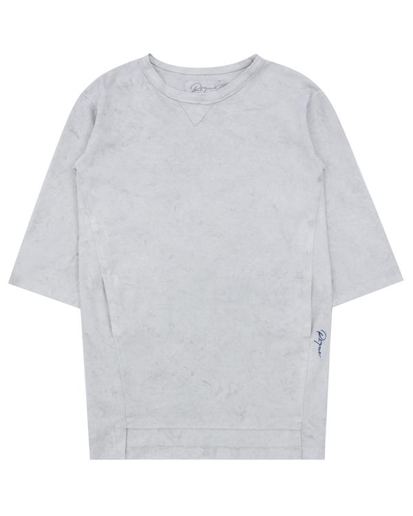 платье спортивного кроя с аппликацией на спине артикул RGAX681/12 марки ROQUE ILARIA NISTRI купить за 15400 руб.