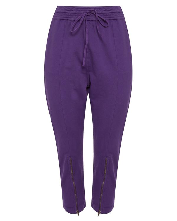 брюки укороченного силуэта с карманами  артикул RHPY760/1 марки ROQUE ILARIA NISTRI купить за 15600 руб.