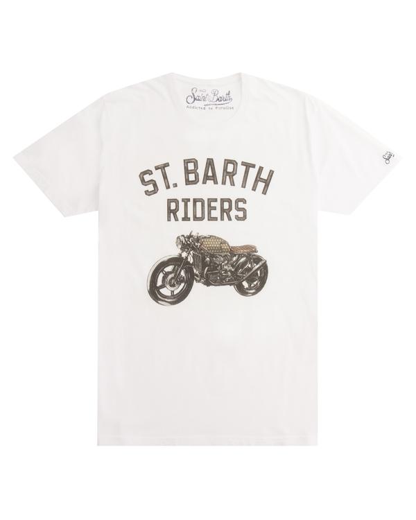 MC2 Saint Barth из хлопка с принтом  артикул  марки MC2 Saint Barth купить за 3400 руб.