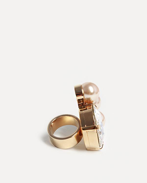 аксессуары кольцо MAWI, сезон: без сезона. Купить за 7500 руб. | Фото 1