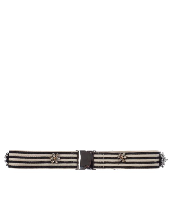 ремень на талию из эластичного текстиля  артикул RINTASTIC марки Essentiel купить за 5300 руб.