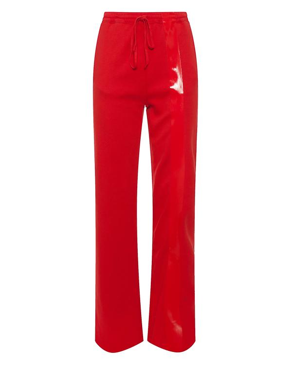 брюки из плотного трикотажного хлопка  артикул RIPY875/3 марки ROQUE ILARIA NISTRI купить за 22400 руб.