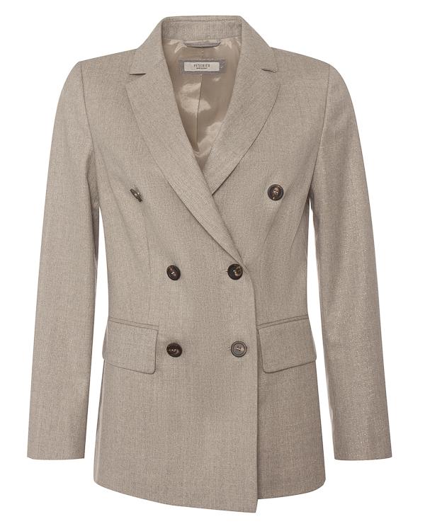 Peserico из костюмной шерсти  артикул S01738 марки Peserico купить за 55000 руб.
