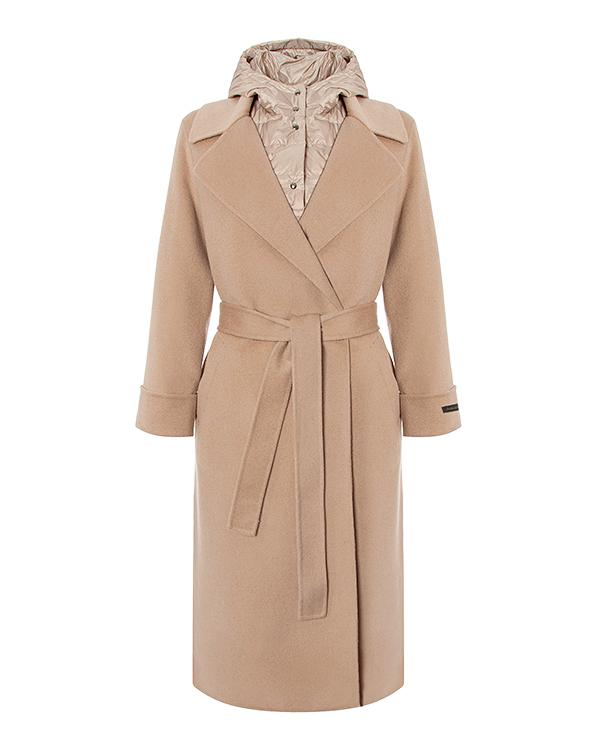 Peserico из шерсти с внутренней курткой артикул  марки Peserico купить за 46300 руб.