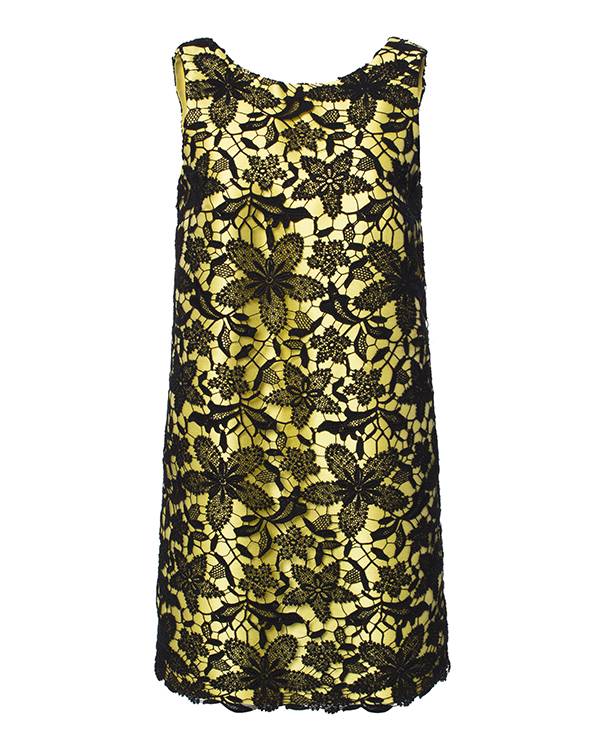 SI-JAY из плотной фактурной ткани с шелком, декорировано кружевом артикул  марки SI-JAY купить за 12600 руб.