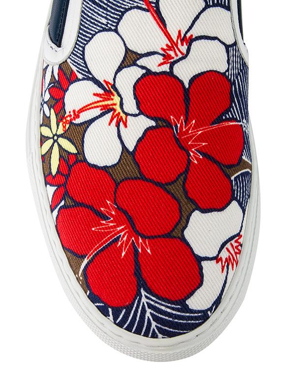 женская слипоны DSQUARED2, сезон: лето 2016. Купить за 19200 руб.   Фото $i