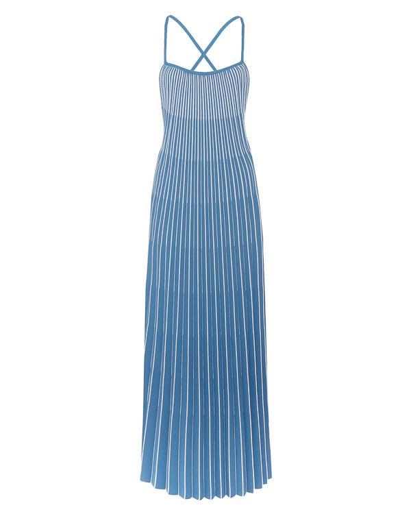 платье из плиссированной вискозы  артикул S180112 марки MRZ купить за 45200 руб.