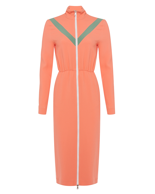 платье в стиле спорт-шик артикул S18RAB518VIL марки Alexandr Rogov купить за 42900 руб.