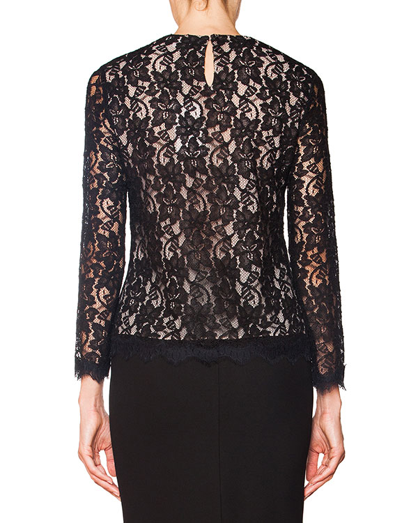 женская блуза DIANE von FURSTENBERG, сезон: зима 2015/16. Купить за 5500 руб. | Фото $i