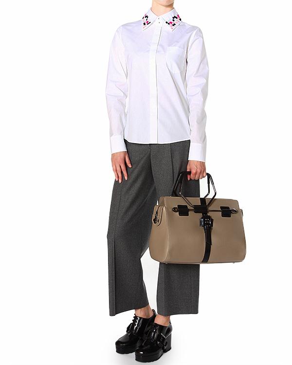 женская брюки VIKTOR & ROLF, сезон: зима 2014/15. Купить за 16100 руб. | Фото $i