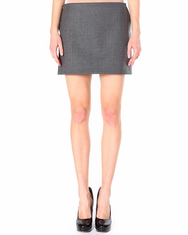 юбка mini из комфортного комбинированного материала артикул S45MA0093-S43360 марки VIKTOR & ROLF купить за 9700 руб.