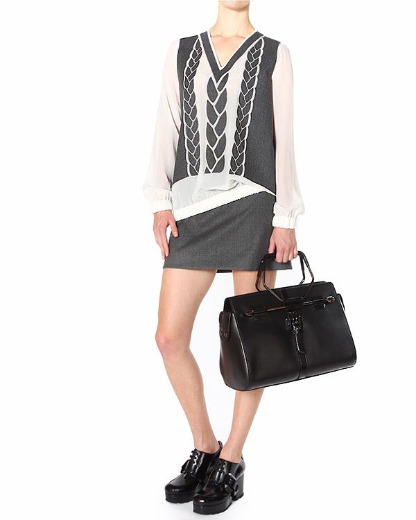 женская блуза VIKTOR & ROLF, сезон: зима 2014/15. Купить за 7700 руб. | Фото 2