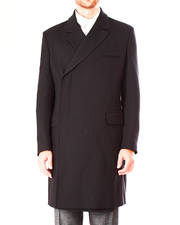мужская пальто Maison Martin Margiela, сезон: зима 2013/14. Купить за 21100 руб. | Фото $i