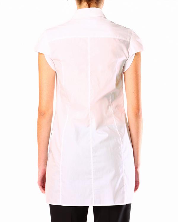 женская рубашка Maison Martin Margiela, сезон: лето 2014. Купить за 2600 руб. | Фото 1