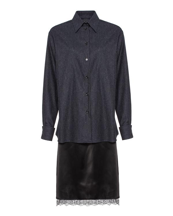 MM6 Maison Margiela рубашечного кроя с юбкой  артикул  марки Maison Martin Margiela купить за 61900 руб.